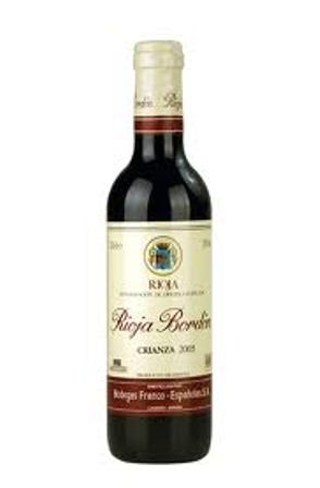 BORDON CRIANZA 2010